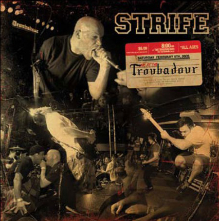 strife live at the troubadour lp dvd