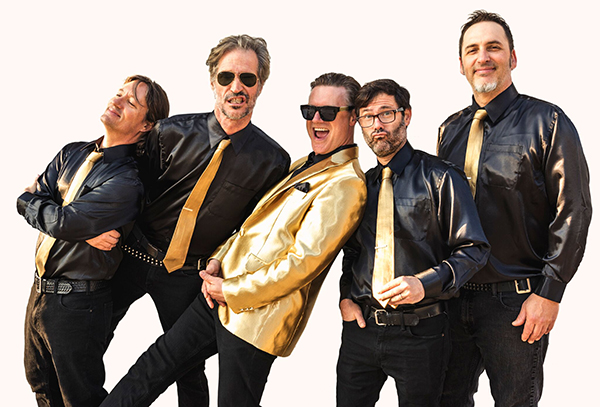 Touring Gimmes PHOTO KATIE HOVLAND