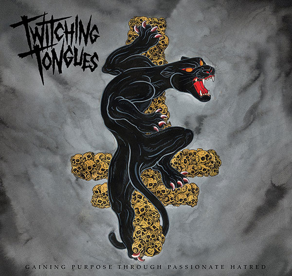 Twitching Tongues gaining purpose cover