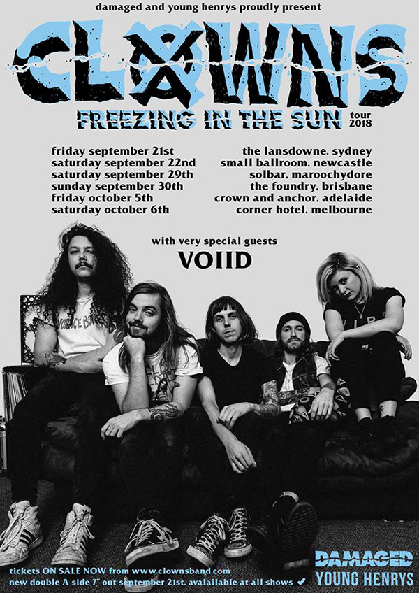 freezing tour
