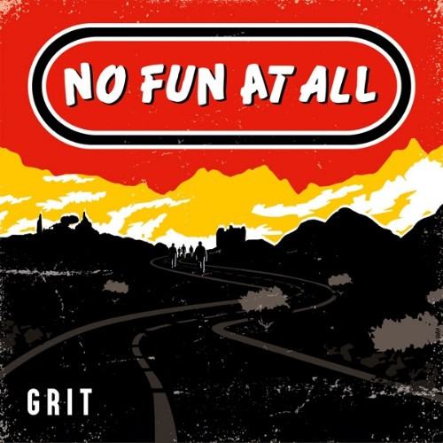 No Fun At All Grit LP COLOURED 67825 1