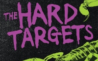 "THE HARD TARGETS Release Debut LP ""Hard To Kill"""