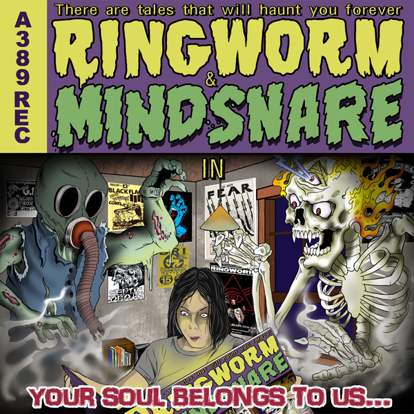 Ringworm_Mindsnare-Your_Soul_Belongs_To_Us