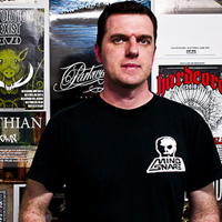 Graham Nixon on TRIAL AND ERROR RECORDS